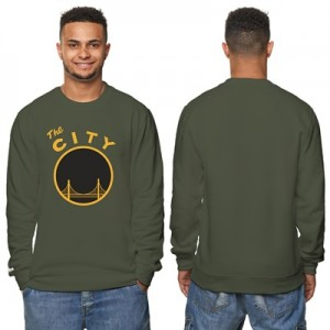 """Golden State Warriors Hardwood Classics – Fashion Wordmark Crew Neck S"" All items"