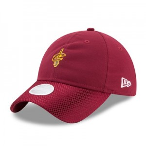 """""""Cleveland Cavaliers New Era 2017 Official On-Court 9TWENTY Adjustable """" All items"""