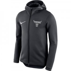 """""""Chicago Bulls Nike Therma Flex Showtime Jacket – Reflective Silver – M"""" All items"""