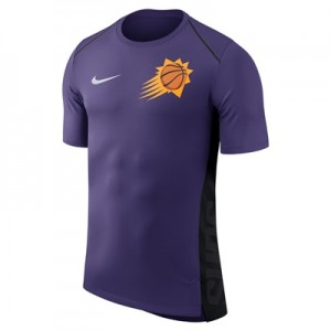 """Phoenix Suns Nike Hyperelite Short Sleeve Shooter – New Orchid – Mens"" All items"