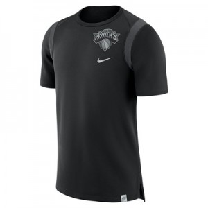 """New York Knicks Nike Baller Short Sleeve Top – Black – Mens"" All items"