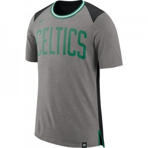 """Boston Celtics Nike Fan Short Sleeve Top – Dark Grey Heather – Mens"" All items"