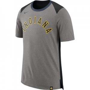 """Indiana Pacers Nike Fan Short Sleeve Top – Dark Grey Heather – Mens"" All items"