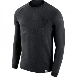 """Cleveland Cavaliers Nike Modern Crew Sweatshirt – Black Heather – Mens"" All items"