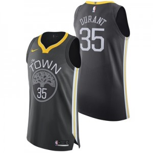 """Golden State Warriors Nike Statement Authentic Jersey – Kevin Durant -"" All items"