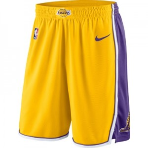 """Los Angeles Lakers Nike Icon Swingman Shorts – Mens"" All items"