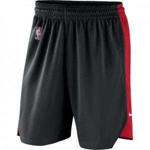 """Chicago Bulls Nike Practise Shorts – Black University Red – Mens"" All items"