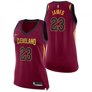 """""""Cleveland Cavaliers Nike Icon Swingman Jersey – LeBron James – Womens"""" All items"""