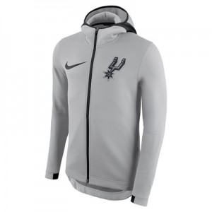 """""""San Antonio Spurs Nike Therma Flex Showtime Jacket – Flat Silver – You"""" All items"""