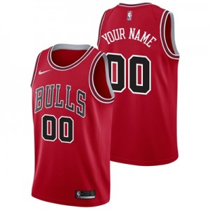 """Chicago Bulls Nike Icon Swingman Jersey – Custom – Mens"" All items"