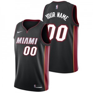"""Miami Heat Nike Icon Swingman Jersey – Custom – Mens"" All items"