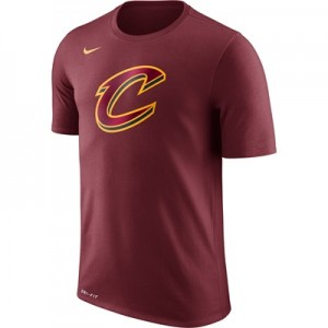 """Cleveland Cavaliers Nike Logo T-Shirt – Team Red – Mens"" All items"