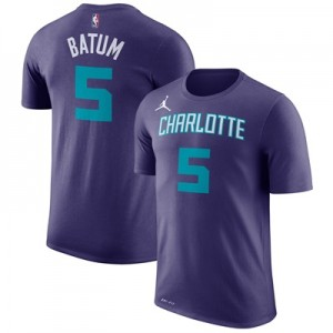 """Charlotte Hornets Jordan Nicolas Batum Name & Number T-Shirt – New Orc"" All items"