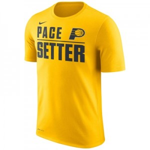 """""""Indiana Pacers Nike Verbiage T-Shirt – Amarillo – Mens"""" All items"""