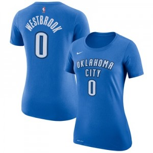 """Oklahoma City Thunder Nike Russell Westbrook Name & Number T-Shirt – S"" All items"