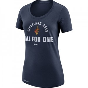 """Cleveland Cavaliers Nike Verbiage T-Shirt – College Navy – Womens"" All items"