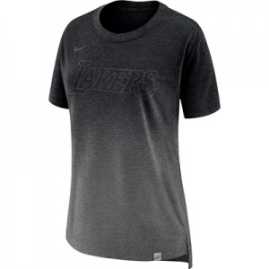 """""""Los Angeles Lakers Nike Hi-Lo T-Shirt – Charcoal Heather – Womens"""" All items"""