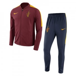 """Cleveland Cavaliers Nike Dry Tracksuit -Team Red- Mens"" All items"