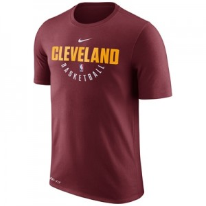 """Cleveland Cavaliers Nike Practise Short Sleeve T-Shirt – Team Red – Me"" All items"