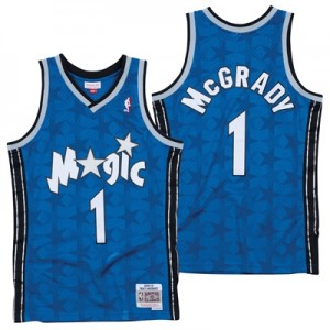 """Orlando Magic Tracy McGrady Hardwood Classics Road Swingman Jersey – M"" All items"
