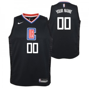"""LA Clippers Nike Statement Swingman Jersey – Custom – Youth"" All items"