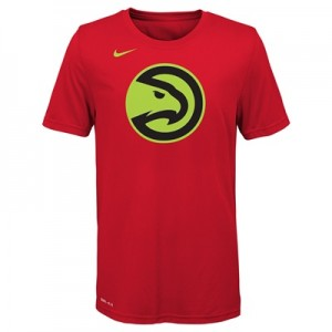 """Atlanta Hawks Nike Logo T-Shirt –  – Youth"" All items"
