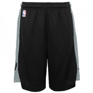 """""""San Antonio Spurs Nike Practise Short – Black/Flat Silver – Youth"""" All items"""