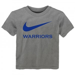 """""""Golden State Warriors Nike Swoosh T-Shirt – Dark Grey Heather – Toddle"""" All items"""