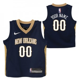 """New Orleans Pelicans Nike Icon Replica Jersey – Custom – Toddler"" All items"