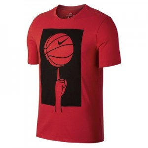 """""""Nike Spinning Ball T-Shirt – University Red – Mens"""" All items"""