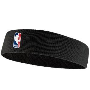 """Nike NBA Headband – Black/Black"" All items"