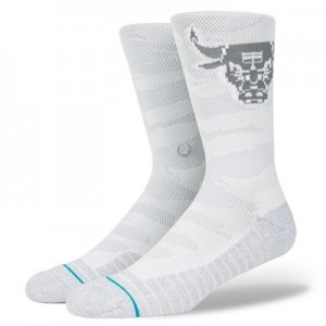 """""""Chicago Bulls Stance Arena Collection – Snow Camo Crew Sock – Mens"""" All items"""