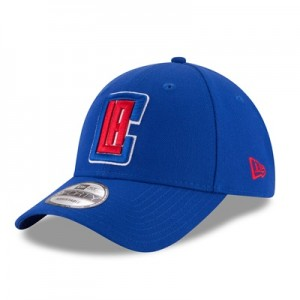 """LA Clippers New Era The League 9FORTY Adjustable Cap"" All items"