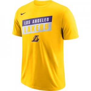 """Los Angeles Lakers Nike Stock Team T-Shirt – Mens"" All items"