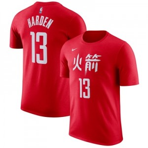 """""""Houston Rockets Nike James Harden City Name & Number T-Shirt – Mens"""" All items"""