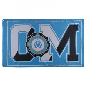Olympique de Marseille OM Flag All items