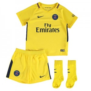 Paris Saint-Germain Away Stadium Kit 2017-18 – Infants All items