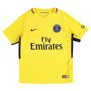Paris Saint-Germain Away Stadium Shirt 2017-18 – Kids All items