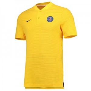 Paris Saint-Germain Authentic Grand Slam Polo – Yellow All items