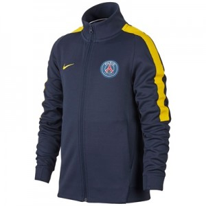 Paris Saint-Germain Authentic Franchise Jacket – Navy – Kids All items