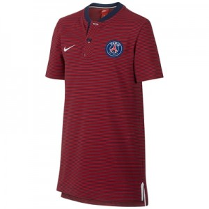 Paris Saint-Germain Authentic Grand Slam Polo – RED- Kids All items