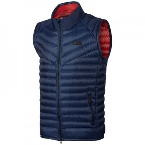 Paris Saint-Germain Authentic Down Vest – Navy All items