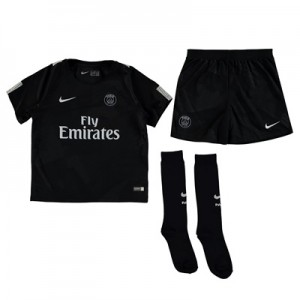 Paris Saint-Germain Third Stadium Kit 2017/18 – Little Kids All items