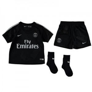 Paris Saint-Germain Third Stadium Kit 2017/18 – Infants All items