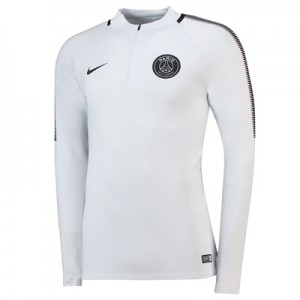 Paris Saint-Germain Squad Drill Top – White All items
