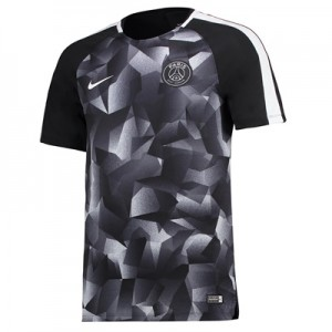 Paris Saint-Germain Squad Pre Match Top – Black All items