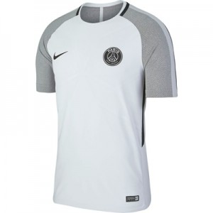 Paris Saint-Germain Strike Aeroswift Training Top – White All items