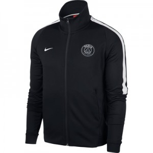 Paris Saint-Germain Authentic Franchise Jacket – Black All items