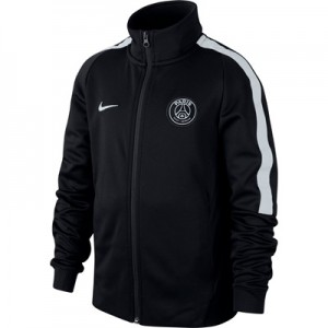 Paris Saint-Germain Authentic Franchise Jacket – Black – Kids All items
