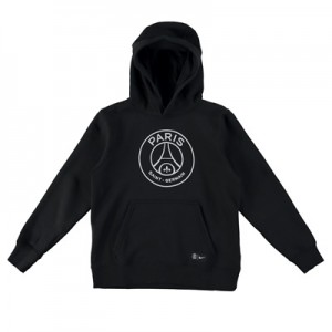 Paris Saint-Germain Core Hoodie – Black – Kids All items